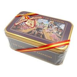 Spanish Saffron: 10g Decorative Gift Tin