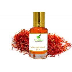 Sanctified Zafran (Saffron) Attar Perfume 10ml